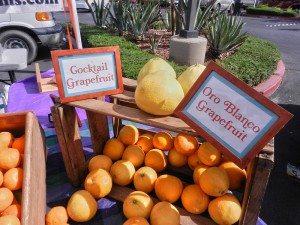 Grapefruits from Murray Family Farms, Bakersfield, CA
